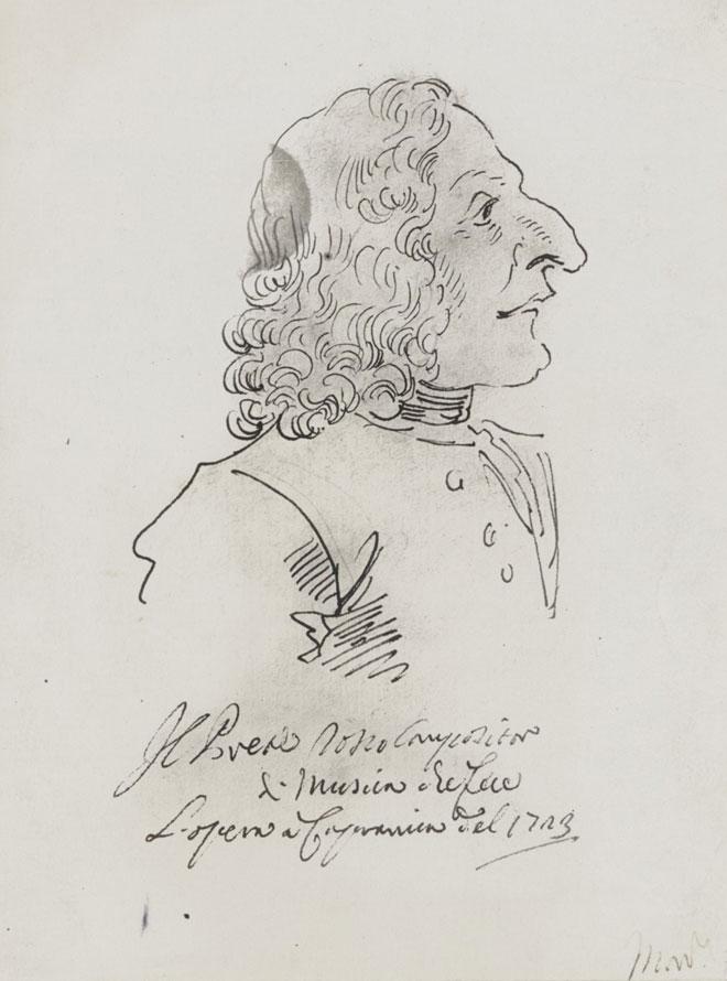 Pier Leone, Vivaldi, 1723 © Gallica - BnF